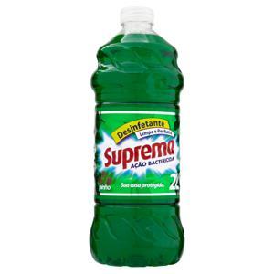 Desinfetante Bactericida Suprema Pinho 2l