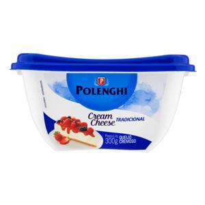 Queijo Cream Cheese Tradicional Polenghi Pote 300g