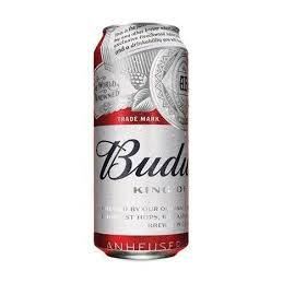 Cerveja Budweiser 473Ml