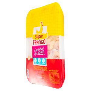 Coxinhas das Asas de Frango Congelada SUPERFRANGO 1kg