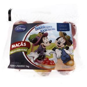 Maçã Sanjo Disney Pacote 1Kg