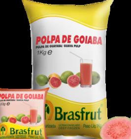 Polpa BRASFRUT Goiaba 100g