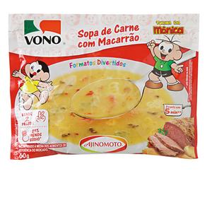 Sopa VONO Carne 60g