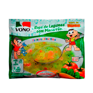 Sopa VONO Legumes 60g