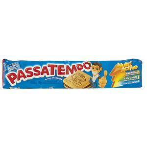 Biscoito PASSATEMPO Chocolate 140g