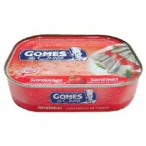 Sardinha GOMES DA COSTA Molho Tomate 250g