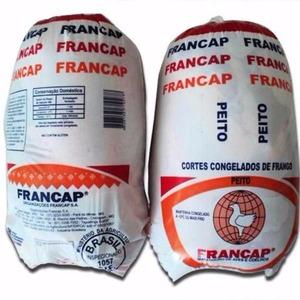 Peito de Frango FRANCAP Congelado