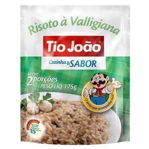 Risoto Valligiana TIO JOÃO Cozinha&Sabor 175g