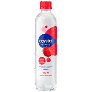 Agua Crystal Saborizada Pet 510Ml Fr Vrm