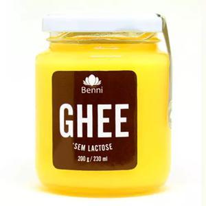 Manteiga Ghee BENNI 200g