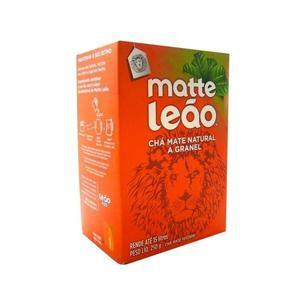 Chá Matte LEÃO Natural 250g