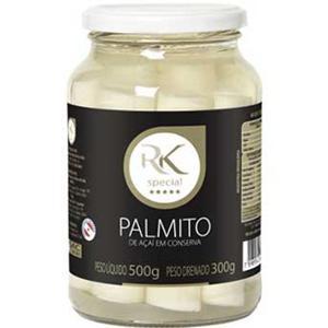 Palmito Inteiro RK Special 300gr