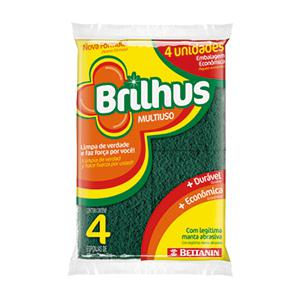 Esponja BETTANIN Brilhus Multiuso RF.: BT4514