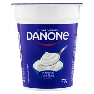 Iogurte Integral Danone Pote 170g