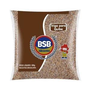 Trigo para Kibe BSB ALIMENTOS 500g