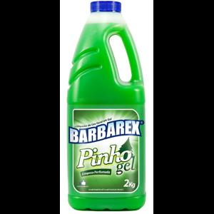 Limpador Barbarex 2kg Gel Pinho