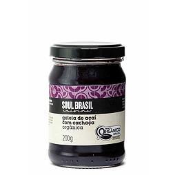 Geleia de Açaí com Cachaça (200g ) Orgânica