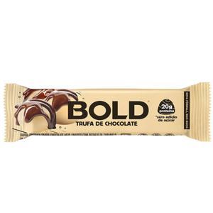 Barra proteica Trufa de Chocolate Bold 60g