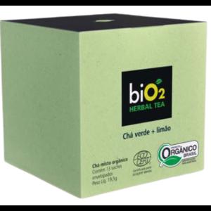 Chá Verde com Limão Bio2  19,5g