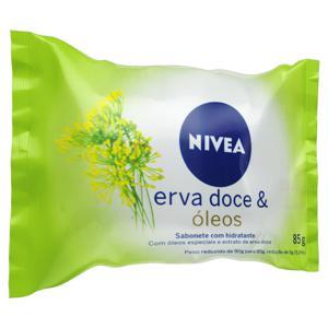 sabonete 85gr Nivea Erva Doce