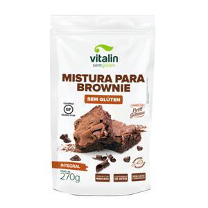 Mistura para Brownie Sem Glúten 200g