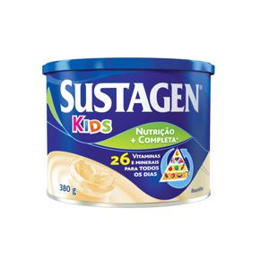 Alimento Nutritivo Sabor Baunilha SUSTAGEN Kids Lata 380g