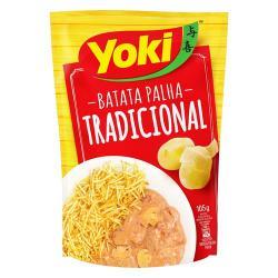 Batata Palha Yoki 105G Trad