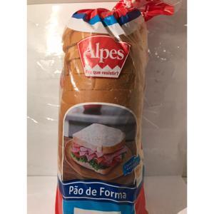 Pao De Forma Alpes 450G