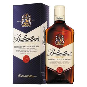 Whisky Escocês Blended Ballantine's Garrafa 750ml