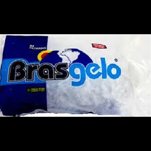 Gelo em Cubos BRASGELO 4Kg