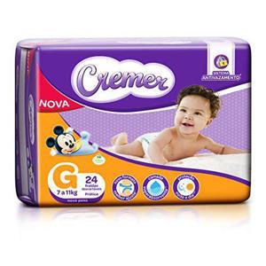 Fralda Cremer G 24Un Disney Baby