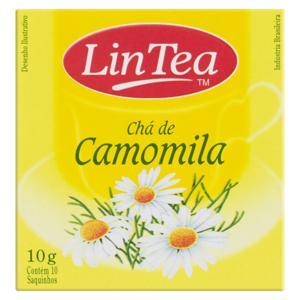 Chá Camomila Lin Tea Caixa 10g 10 Unidades