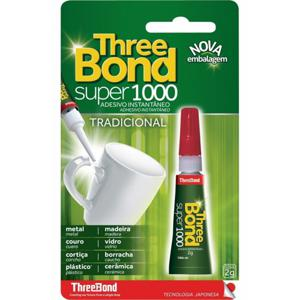 Cola Adesivo Instantâneo Three Bond 2G