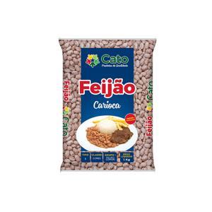 Feijão Cato Carioca Tipo 1 1Kg