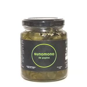 Sunomomo (Pepino Japonês Agridoce) 240g - Expressar Gourmet