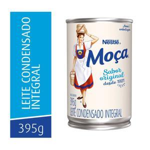 Leite Condensado Nestlé Moça Lata 395g