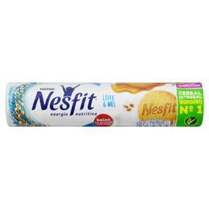 Biscoito Integral Leite & Mel Nestlé Nesfit Pacote 200g