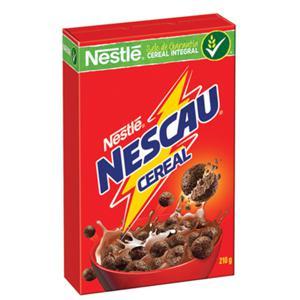Cereal Matinal Nescau NESTLÉ Caixa 210g