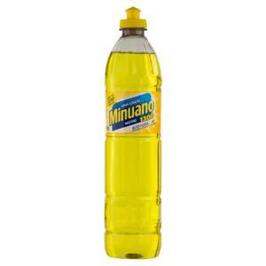 Detergente Líquido Minuano 1300 Neutro 500ml