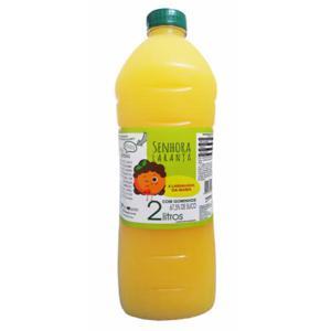 Suco Senhora Laranja Refrigerado 2L