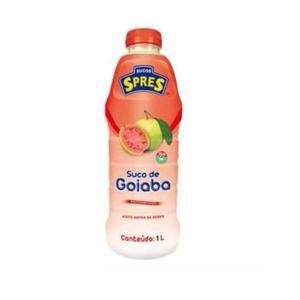 Suco SPRES Goiaba 1L