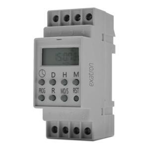 Temporizador Industrial Digital Timer 220V EXATRON