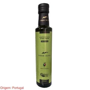Azeite extra virgem Portugues (250ml)- Orgânico
