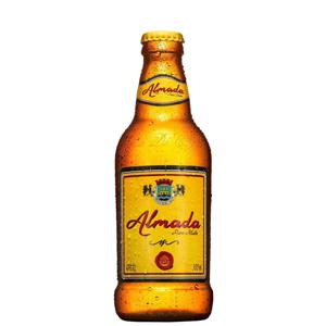 Cerveja Almada Puro Malte 300Ml Garrafa