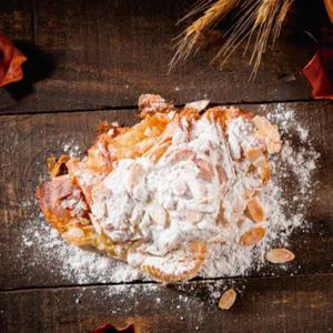 Croissant c/ Amêndoas