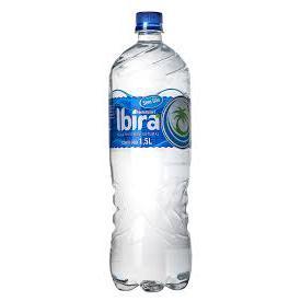 Água Mineral Ibira 1,5L