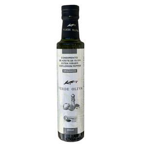 Azeite extra virgem aromatizado Lemon Pepper ( 250ml)- Orgânico