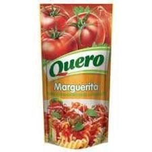 Molho de Tomate QUERO Marguerita Sachê 340g