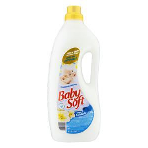 Amaciante de Roupa Diluído Toque de Cuidado Baby Soft Frasco 2l