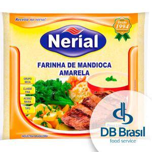 Farinha Mand Nerial Amarela